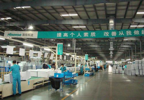钢结构厂房通风降温方案方案设计安装