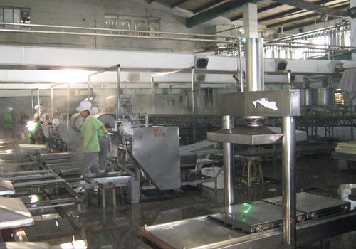 食品厂通风降温方案设计图纸