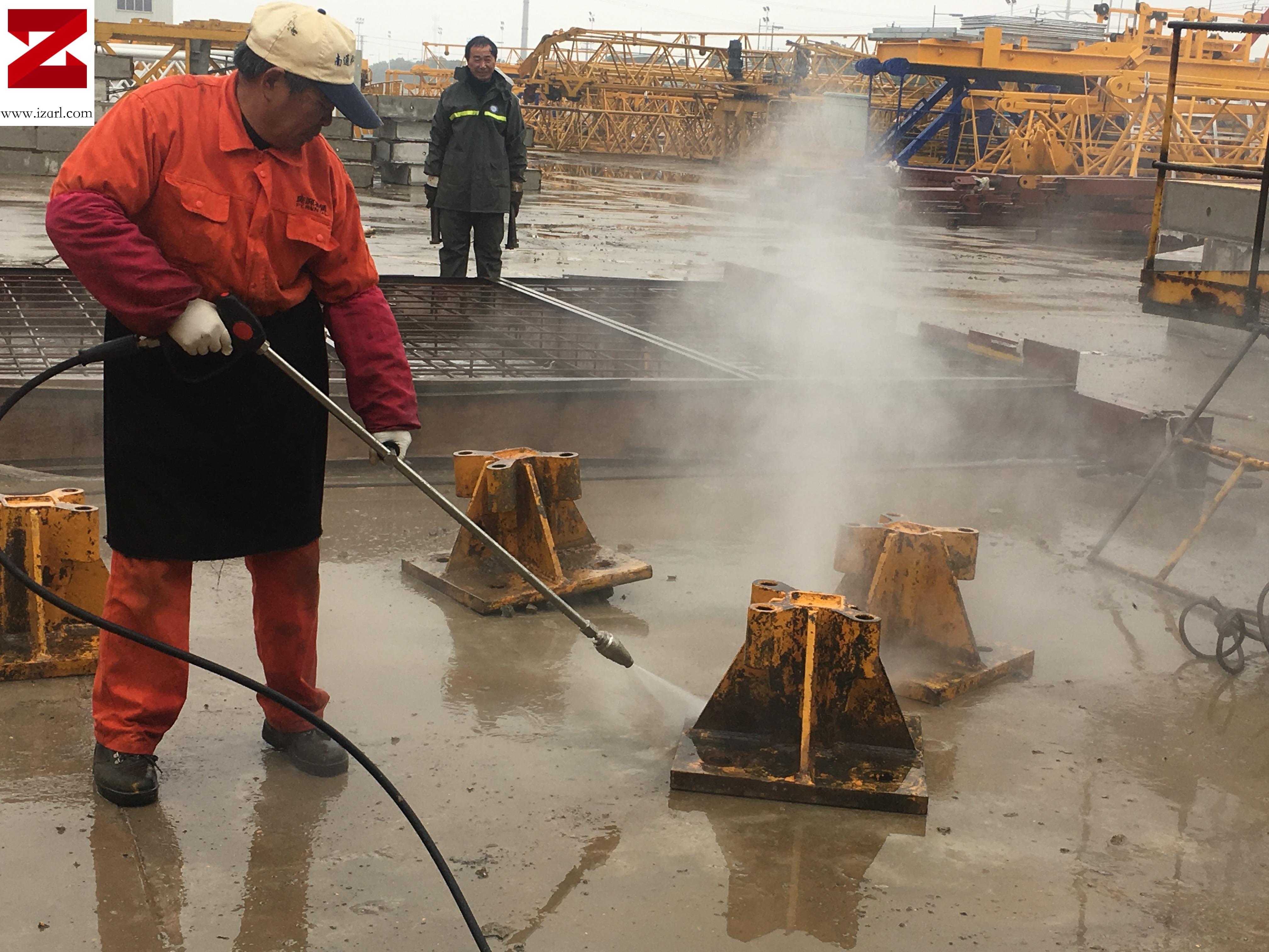 工件油污清洗