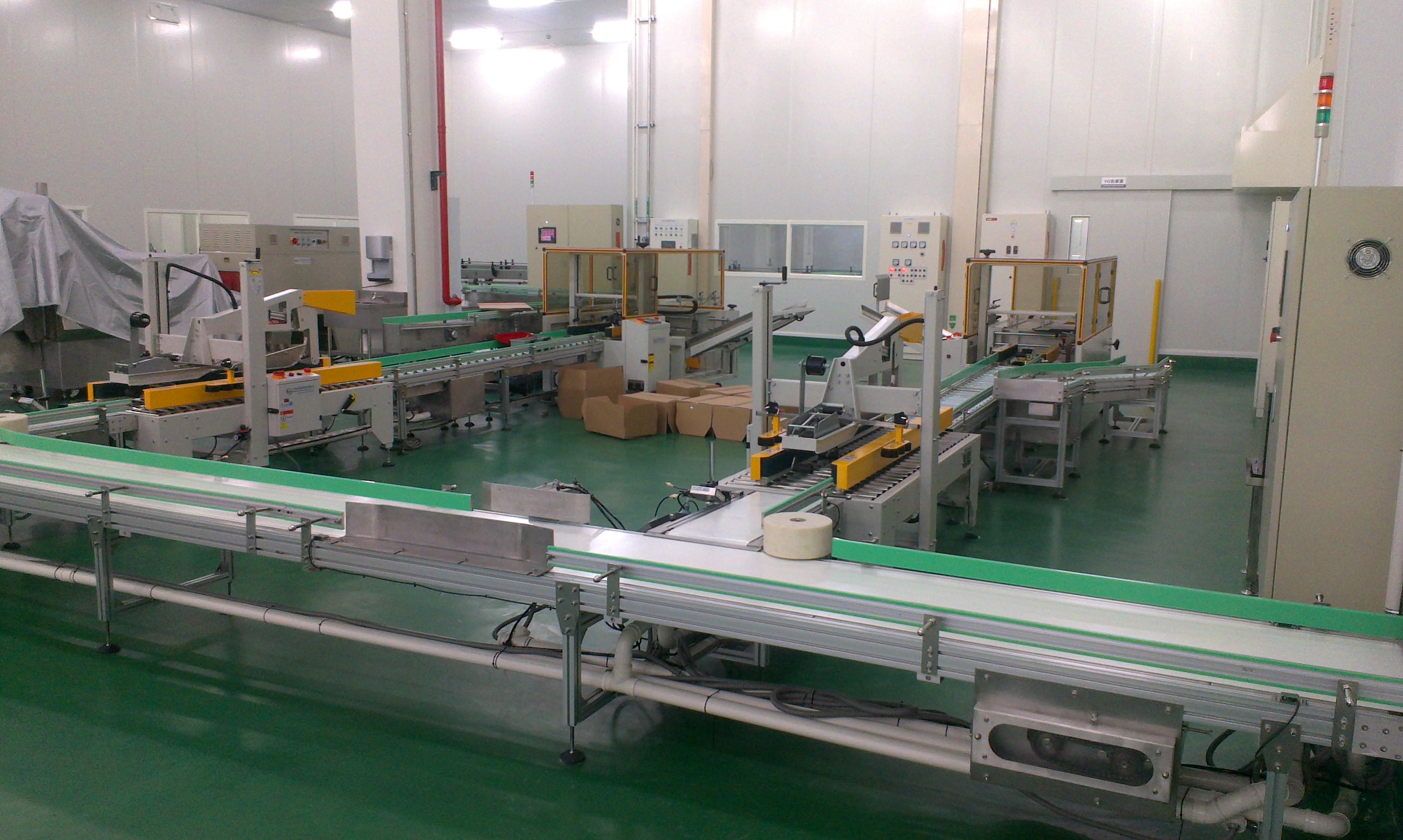 包装生产线