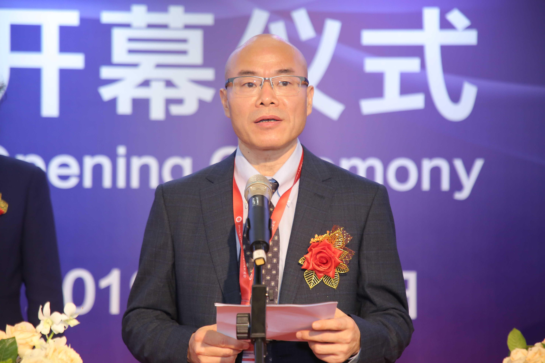 中国保利集团有限公司总经理助理、中国轻