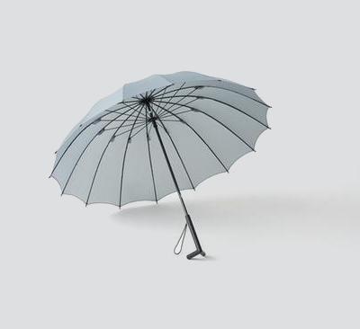 v字型雨伞