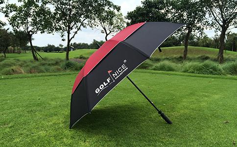 精品高尔夫雨伞