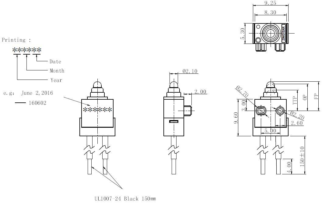 G304-150M00F40H-GA150E
