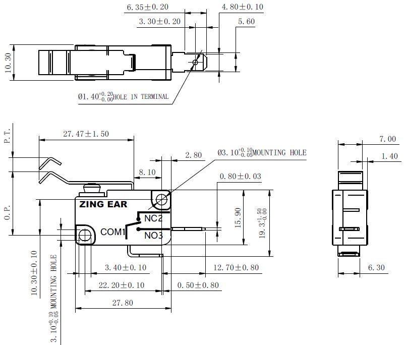 G5F10-D2P400A146-613