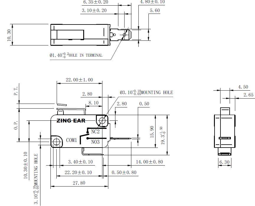 G5T16-E1P100A01-613