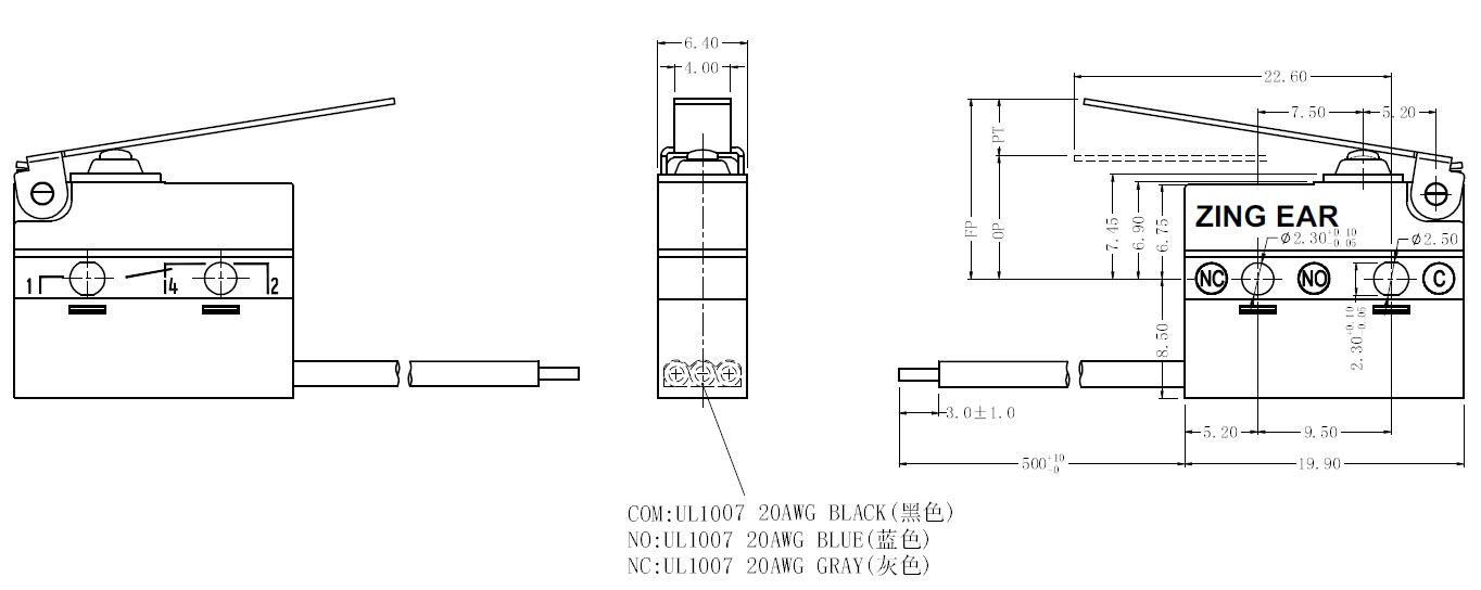 G905-300F03W1