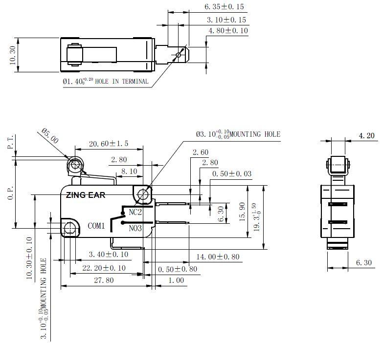 G5H16-E1Z100A05-2