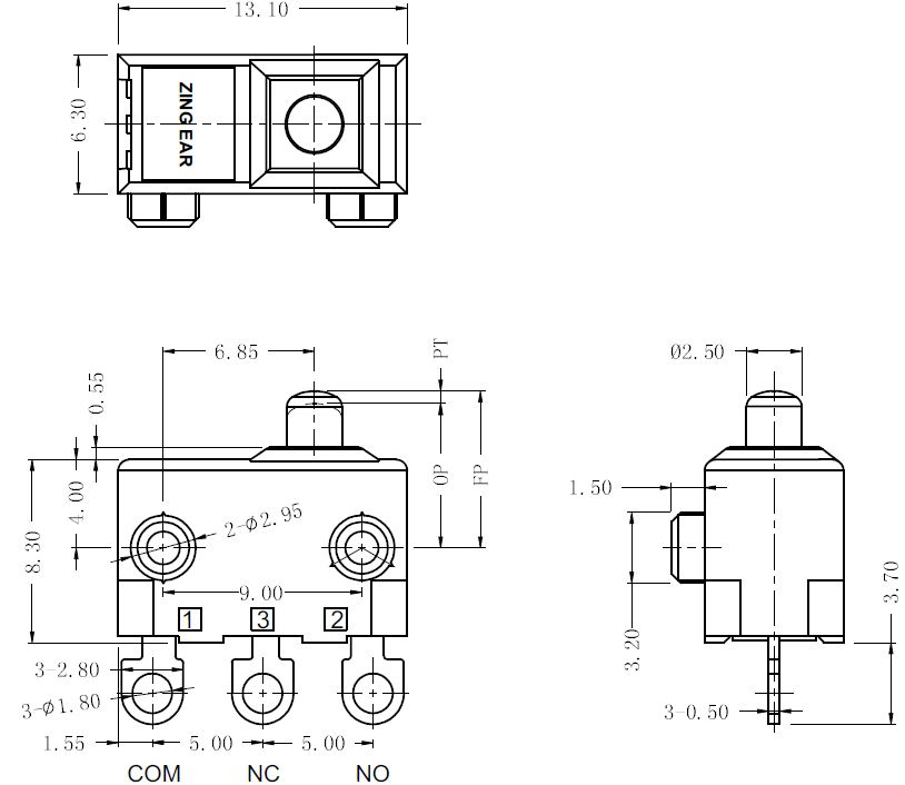 G303B-130I00A26C