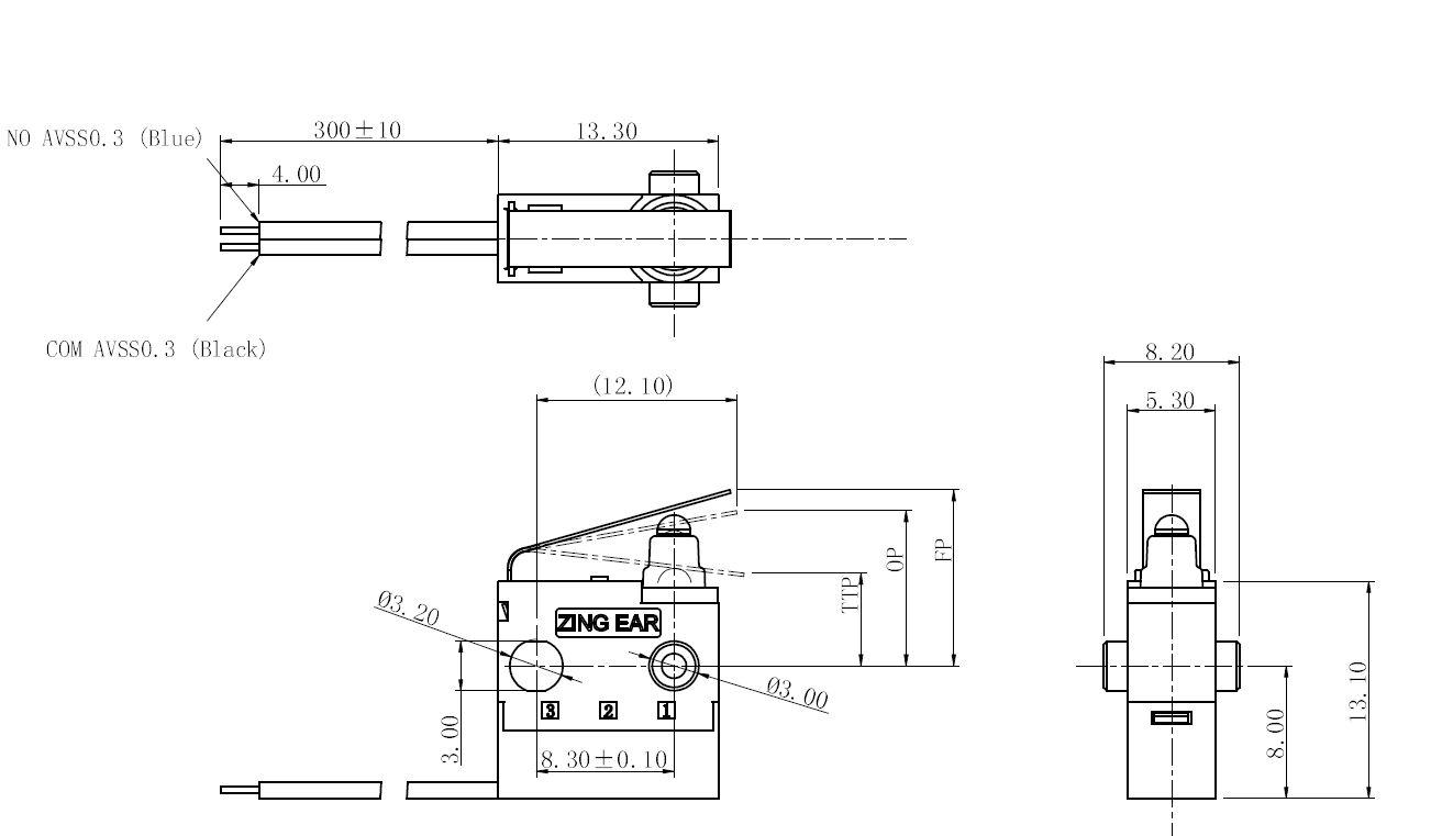 G306-150G08CA-300