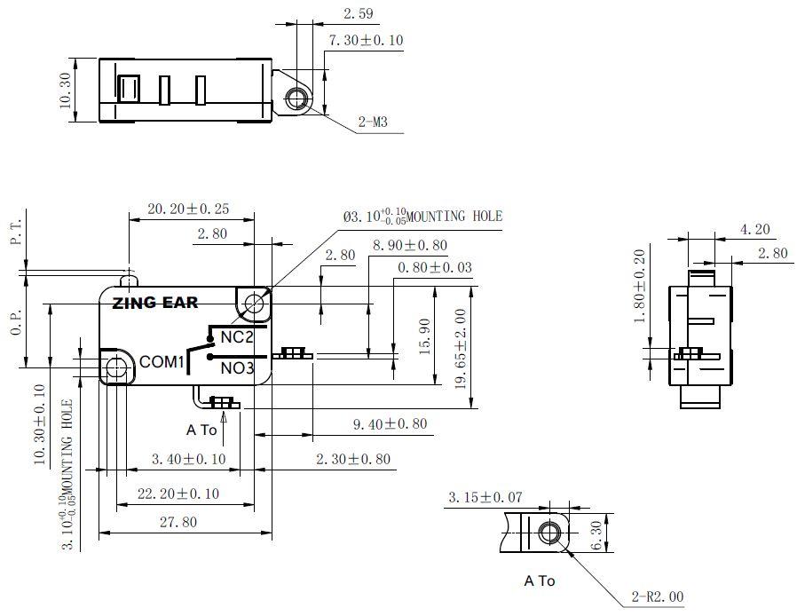 G5T16-T2P300-F