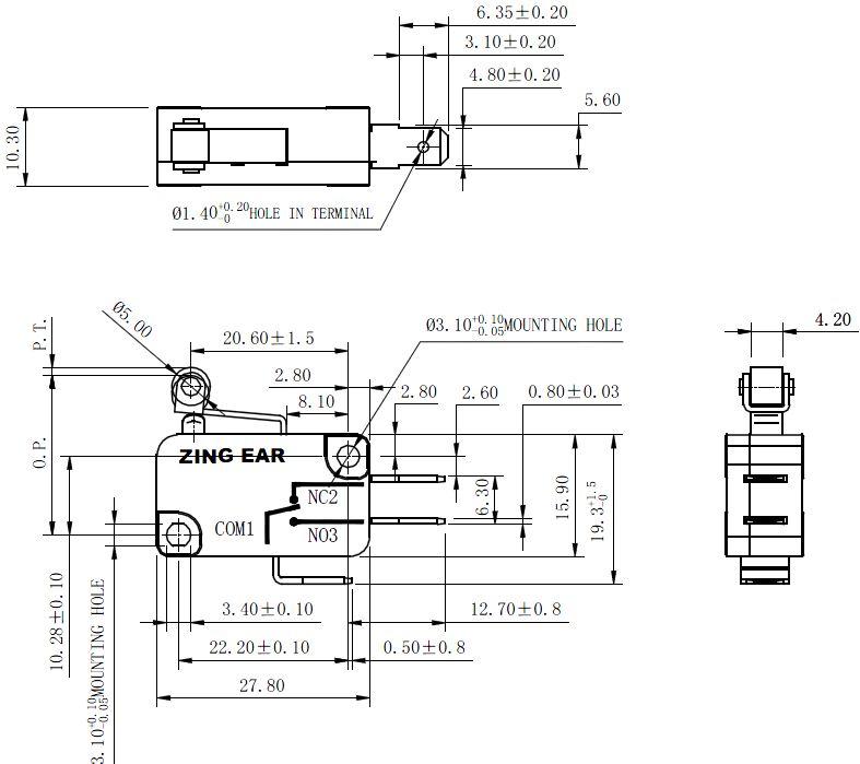 G5T16-D2Z200A05