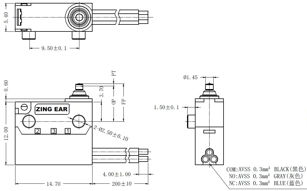 G303-130G00A3B-GF200-T134
