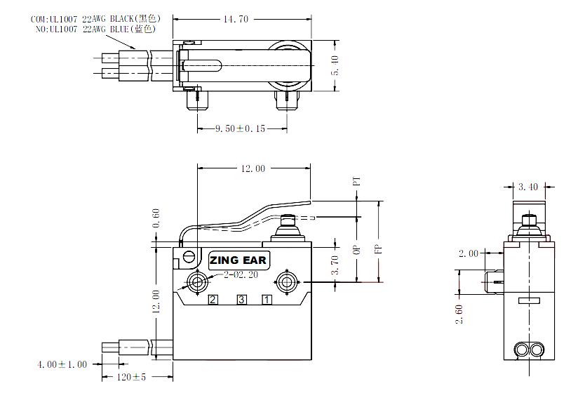 G303-130F45C3H-FA120