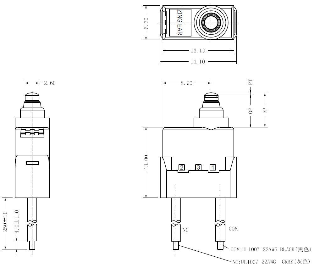 G303-130E00B13-FA250
