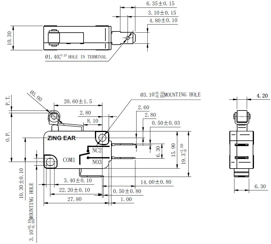 G5T16-E1Z200A05-D5