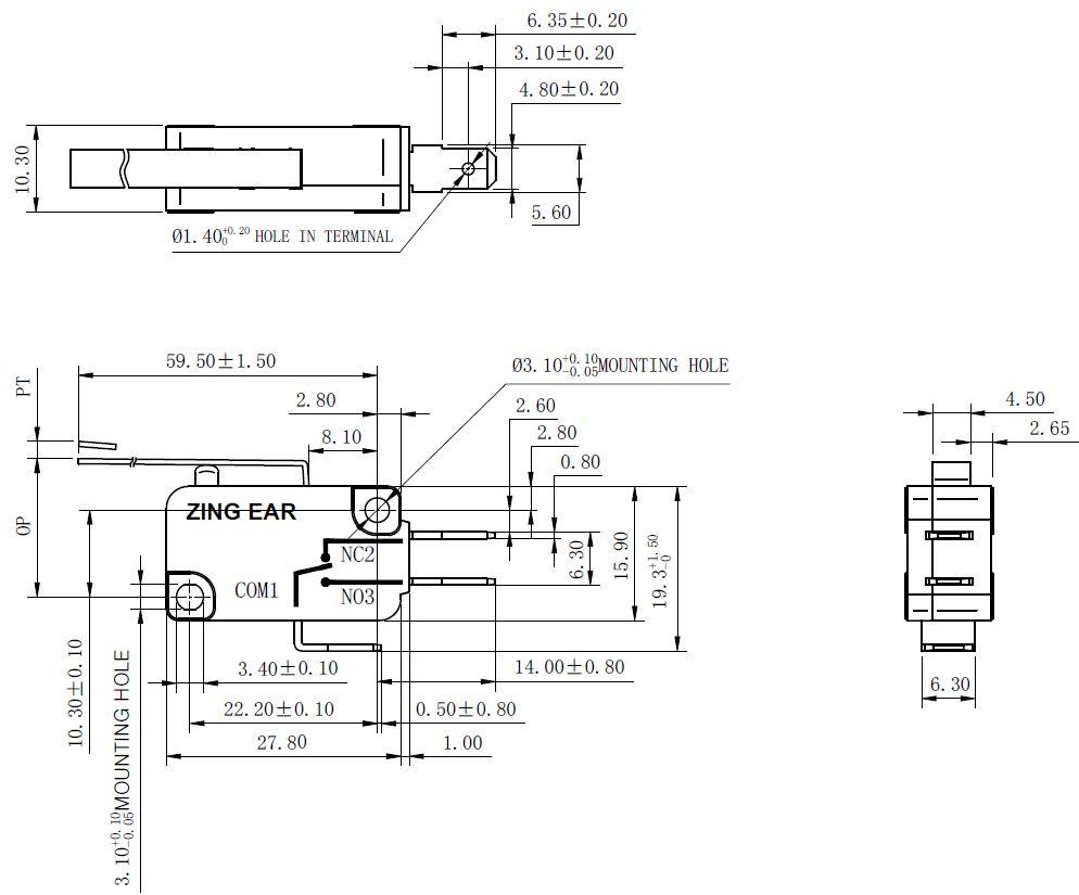 G5T16-D1Z200A03-616