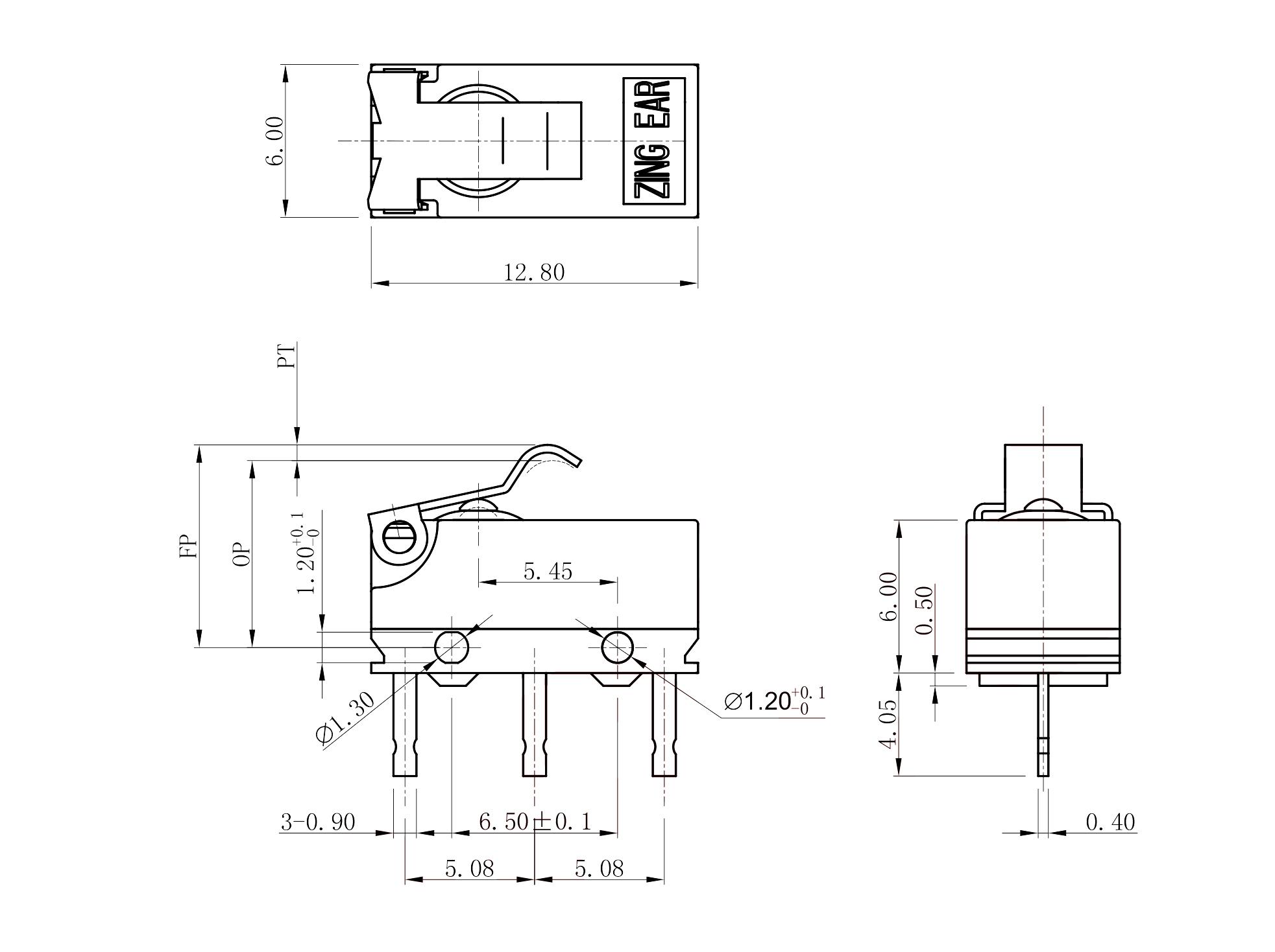 Drawing_G10B03-150P02A_Rev_A0
