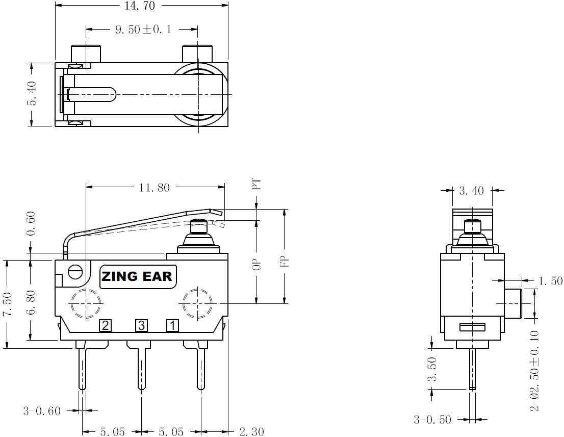 G303-130P01A2B