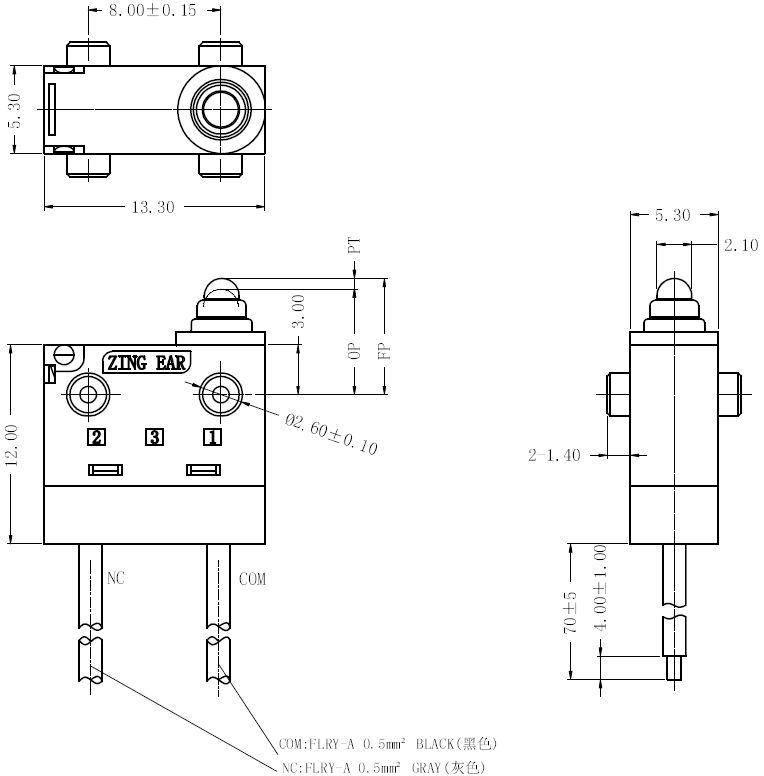 G303-130E00B51J-FL70