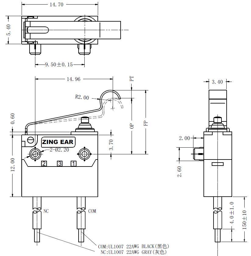 G303-130E05B3H-FA150