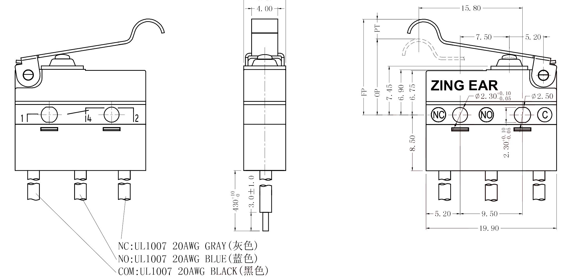 Drawing_G905-200E05W1-430_Rev_A0