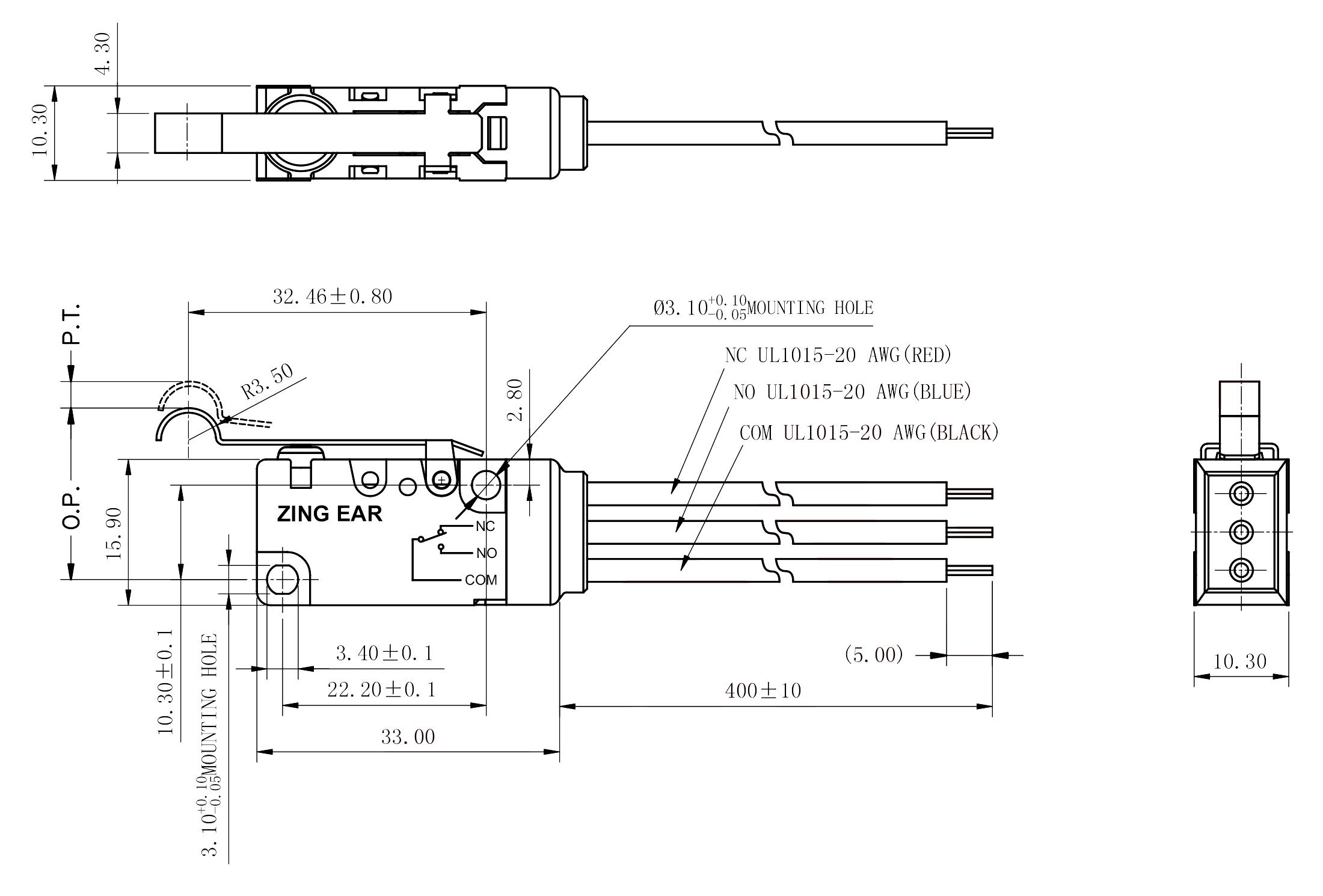 Drawing_G5W11-WZ200A04-W2400_Rev_A0