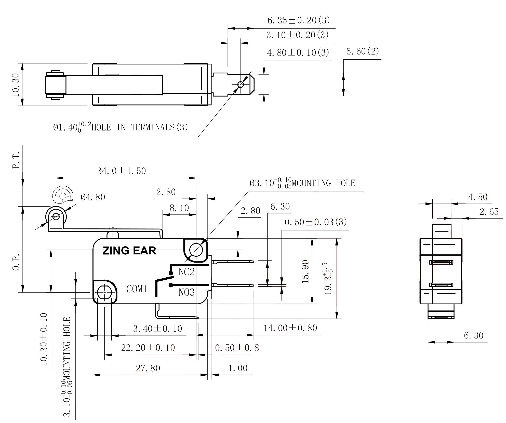 Drawing_G5T16-E1Z200A114-623_Rev_A0