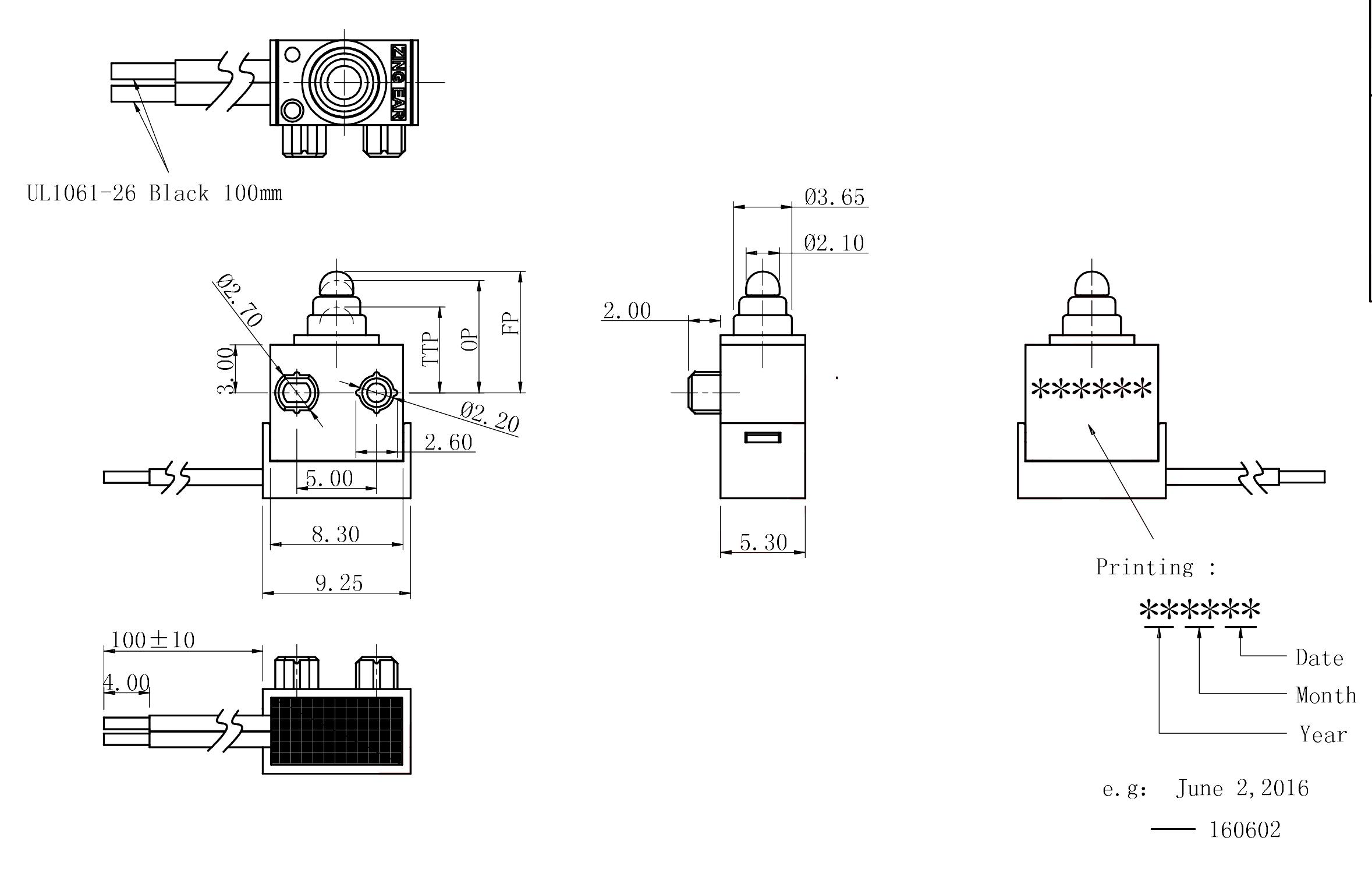 Drawing_G304-150M00E40H-HD100B_Rev_A0