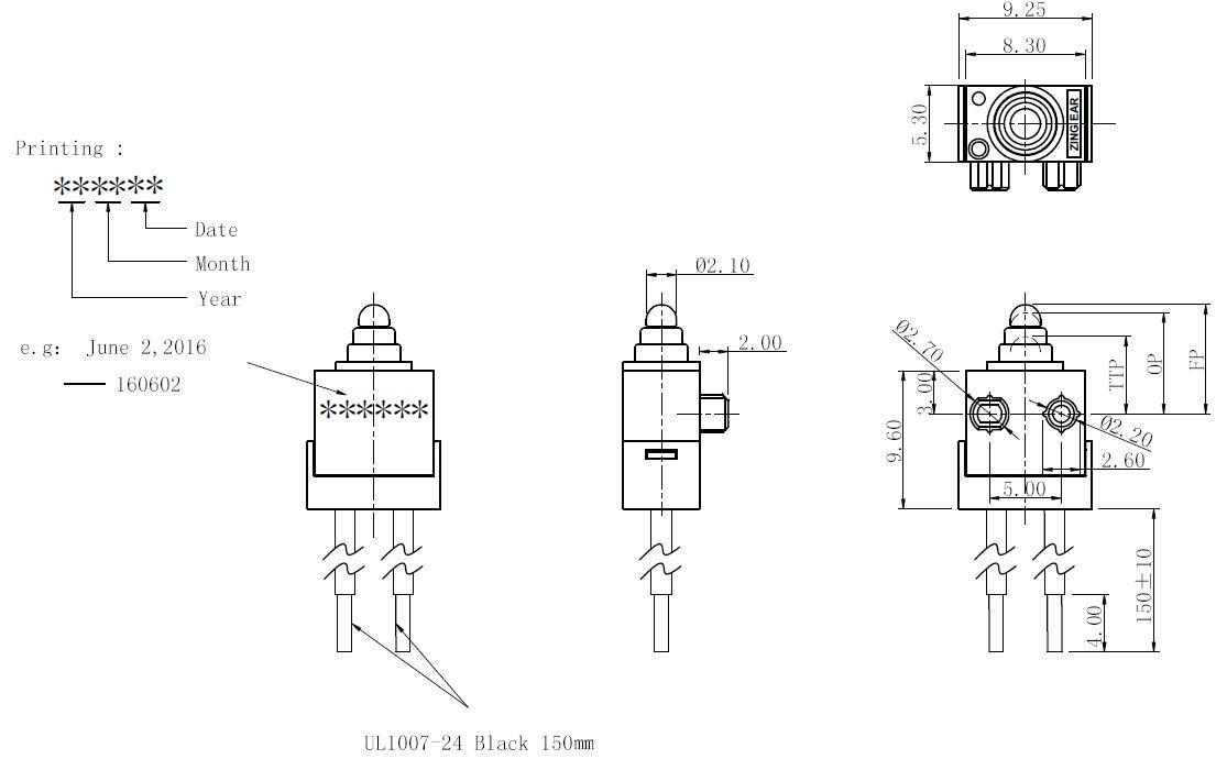 G304-150M00E40H-GA150E