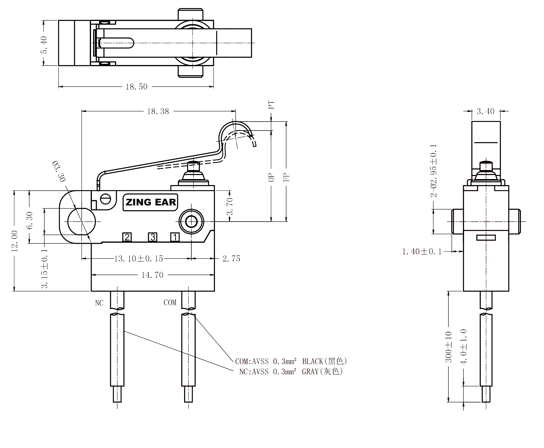 Drawing_G303-130E05B7-GF_Rev_A0