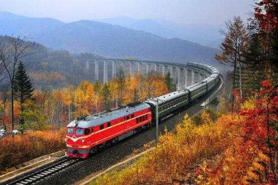 火车专列旅游