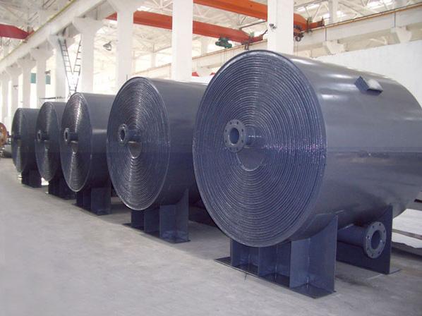 螺旋板式换热器1