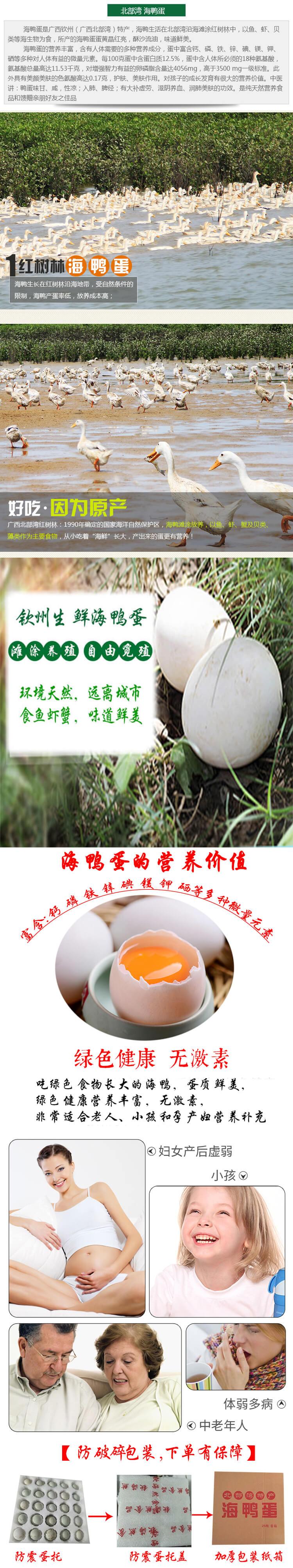生海鸭蛋图文