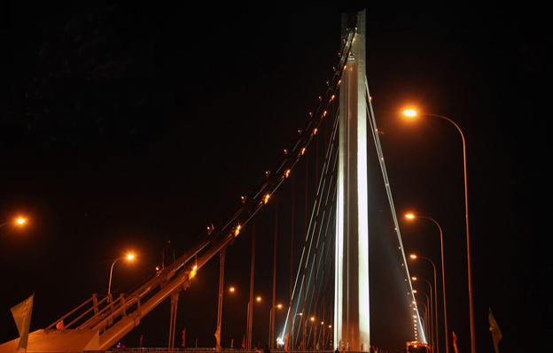 道路桥梁-浑河大桥