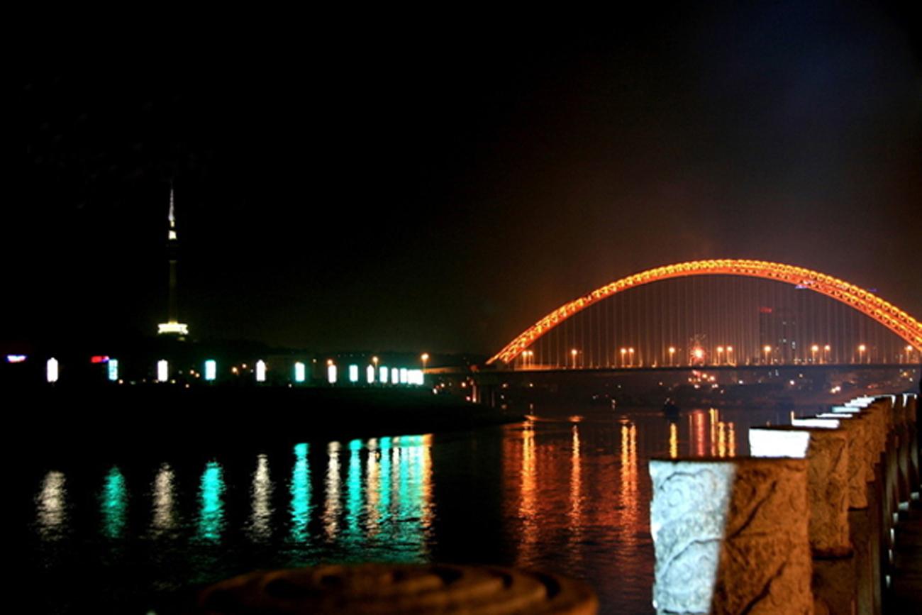 道路桥梁-浑河桥