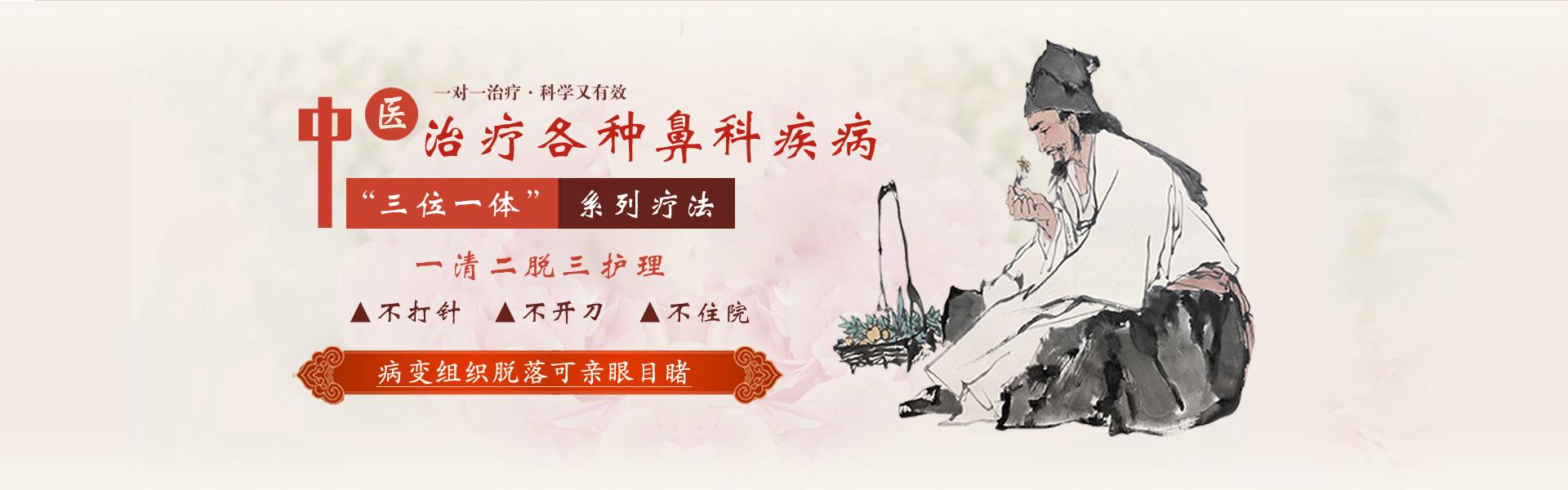 梅玉震中医诊所·道无涯中医鼻科