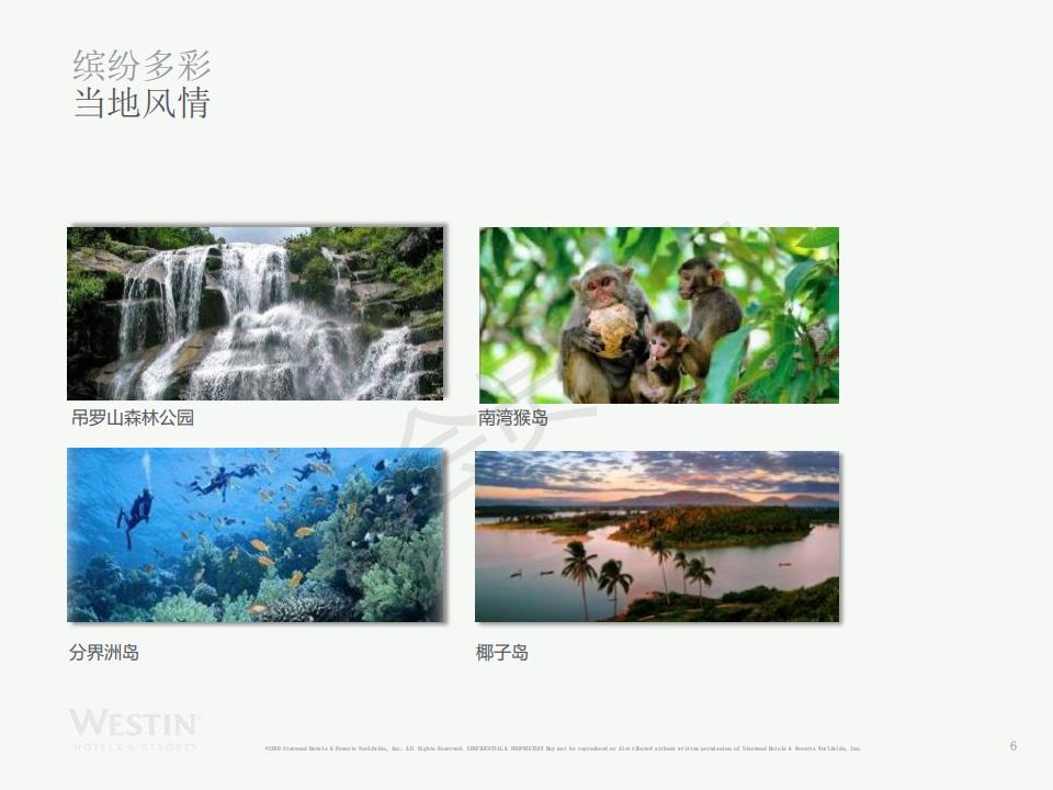 海南蓝湾绿城威斯汀度假酒店活动简介-清水湾_05