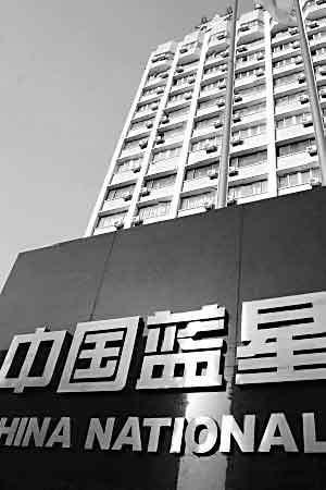 中国蓝星-集团股份有限公司5