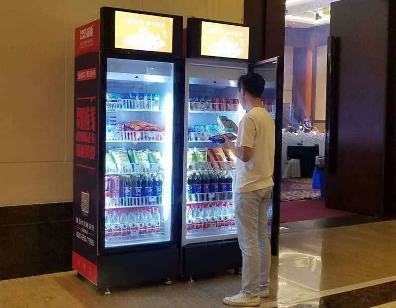学校自动售货机的优势是什么?