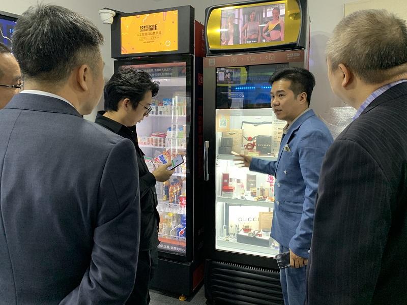 投放智能货柜占领市场