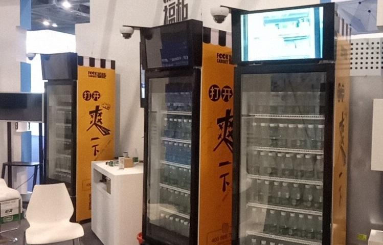 饮料无人售货机一个月能赚多少