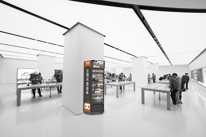 福柜新升级:无人智能售货柜产品解决方案