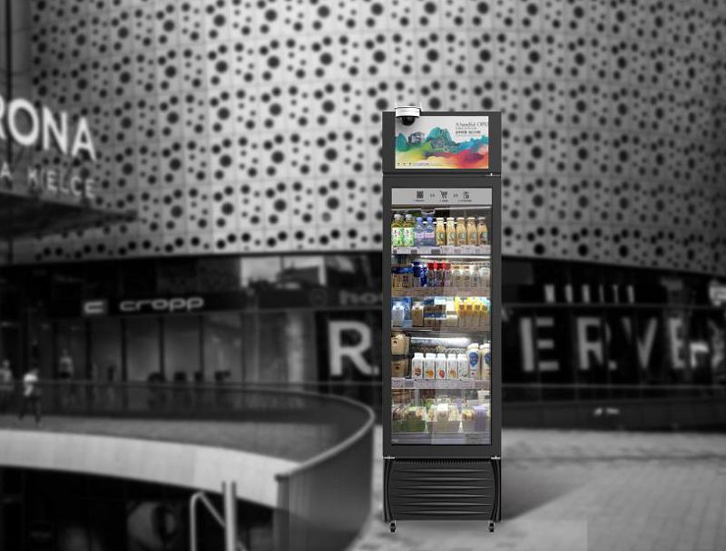 智能货柜只能卖饮料吗?