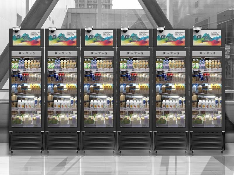 智能货柜都有哪些优势?
