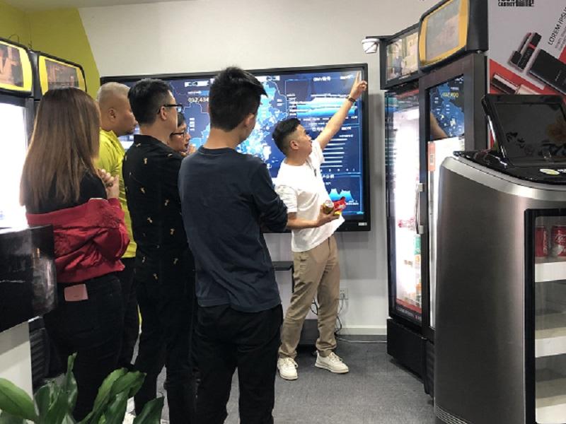 零食智能货柜有哪些优点?如何赚钱?