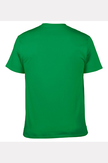 爱尔兰绿背面