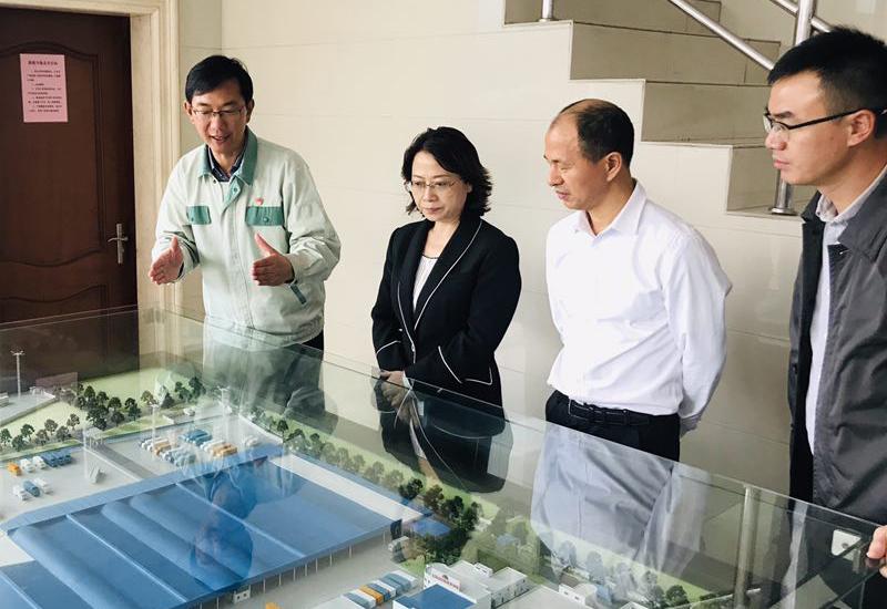 20191113廖慧带队到上海蔬菜集团考察交流并参加第二届进博会相关活动-图片1