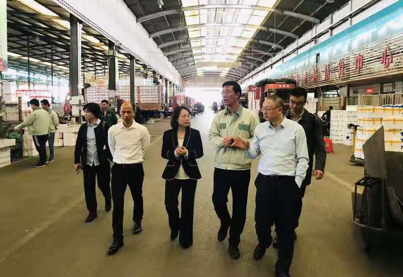 20191113廖慧带队到上海蔬菜集团考察交流并参加第二届进博会相关活动-图片3