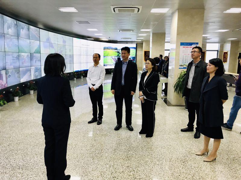 20191113廖慧带队到上海蔬菜集团考察交流并参加第二届进博会相关活动-图片4